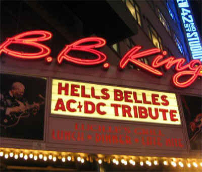 Hell's Belles NY Debut